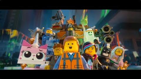 The LEGO Movie - TV Spot 4 HD