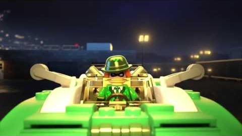 The Riddler Riddle Racer 70903 - The LEGO Batman Movie - Product Animation