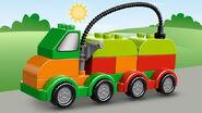 10552 Set de voitures à construire 4