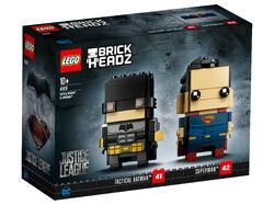 41610 Tactical Batman & Superman Box