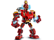 76140 Le robot d'Iron Man 3