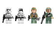 9489 Endor Rebel Trooper & Imperial Trooper 6