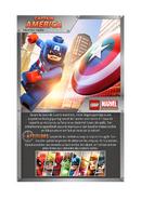 Carte Captain America