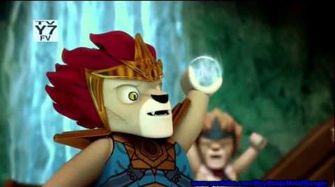 Lego Legend of Chima (Promo) Coming 2013