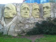 Rushmore miniland