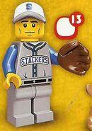 Series 10-13 Baseball Fielder