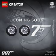 10262 James Bond Aston Martin DB5 Teasing 8