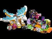 41179 Le sauvetage de la Reine Dragon