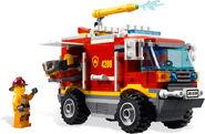 4208 Le camion de pompier tout-terrain 3