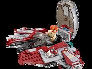 75135 Obi-Wan's Jedi Interceptor 4