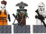 Magnetset: ARF Trooper, Aurra Sing und Embo 853421