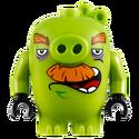Cochon moustachu