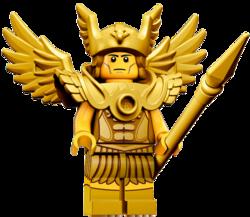 Flying warrior