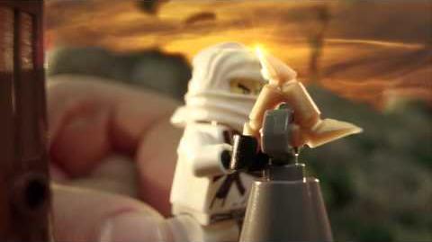 LEGO Ninjago - Skull Motorbike vs
