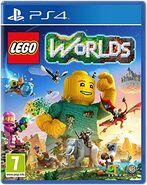 LEGO Worlds PlaySation 4