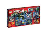 Lego Ninjago Attack of The Morro Dragon 2