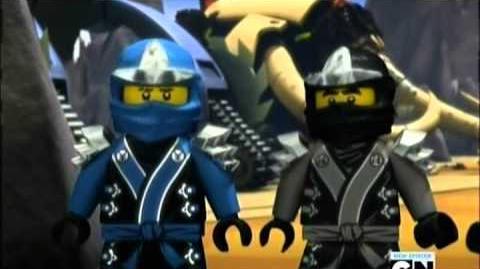 Lego Ninjago Masters of Spinjitzu 311 The Last Hope