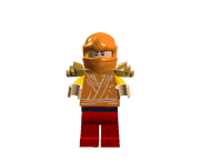 Mr. Flame Ninja