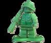 Petit soldat vert 1