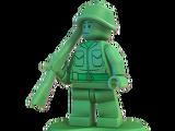Petit soldat vert