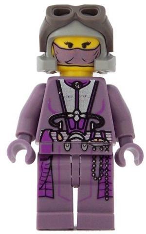 LEGO NEW Star Wars Zam Wesell Minifigure TORSO PIECE