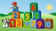 10558 Le train des chiffres 3