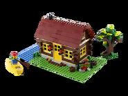 5766 La maison en forêt