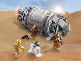 75136 Droid Escape Pod