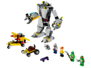 79105 L'attaque du robot de Baxter