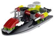 Fishface's Water Cruiser