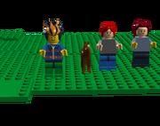 LEGO Johnny Test