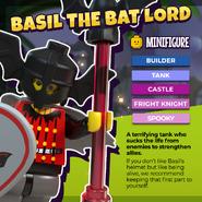 LLHU Basil Profile