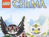 LEGO Legends of Chima : Tribus de Chima