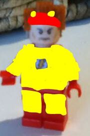 TERRIBLE Kid Flash Custom