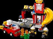 10671 La caserne des pompiers