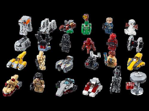75213 Le calendrier de l'Avent Star Wars