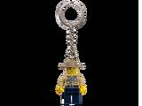 853463 Porte-clés Policier des marais