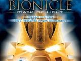 B180 BIONICLE: Mask of Light Movie Novelization