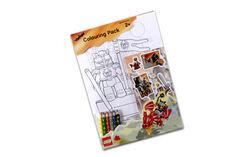 EL986-Castle Coloring Pack
