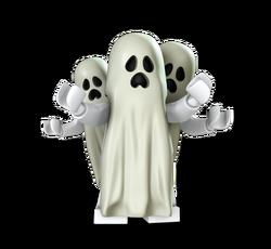 Ghosts CGI