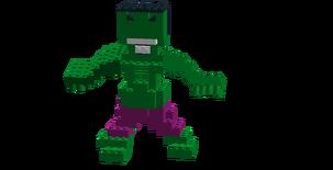 Hulk miniland