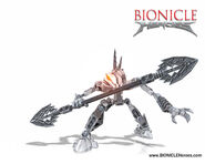 Kurahk in BIONICLE Heroes 1280x1024