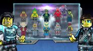 Supervillains Team