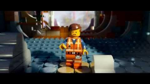 The LEGO® Movie - Triff Emmet