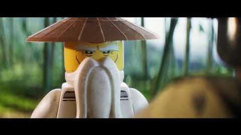 The Lego Ninjago Movie Clip - Ninja Nerds
