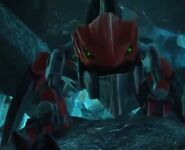 Tunneler Beast animated 2