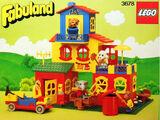 3678 The Fabuland House