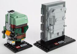 41498 Boba Fett & Han Solo in Carbonite