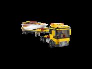 4643 Le transport du bateau à moteur 2