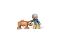 5643 Le fermier et son cochon 3